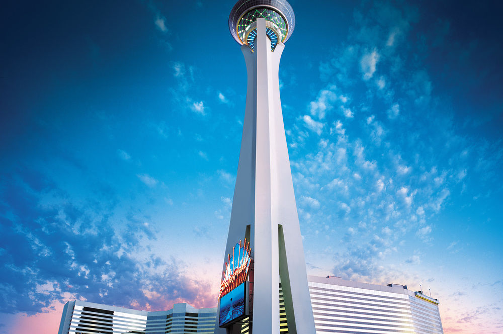 STRATOSPHERE HOTEL AND CASINO