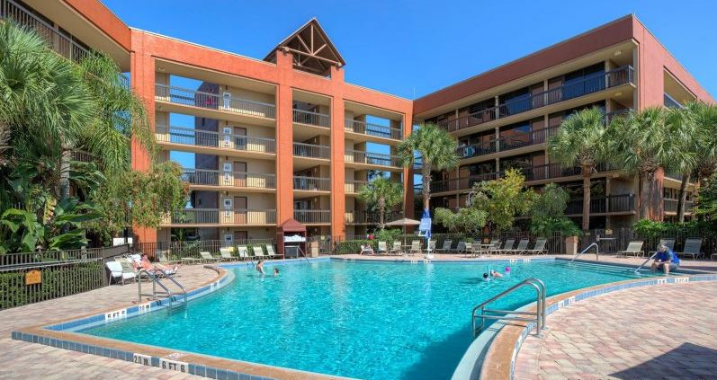 CLARION INN HOTEL & SUITES LAKE BUENA VISTA