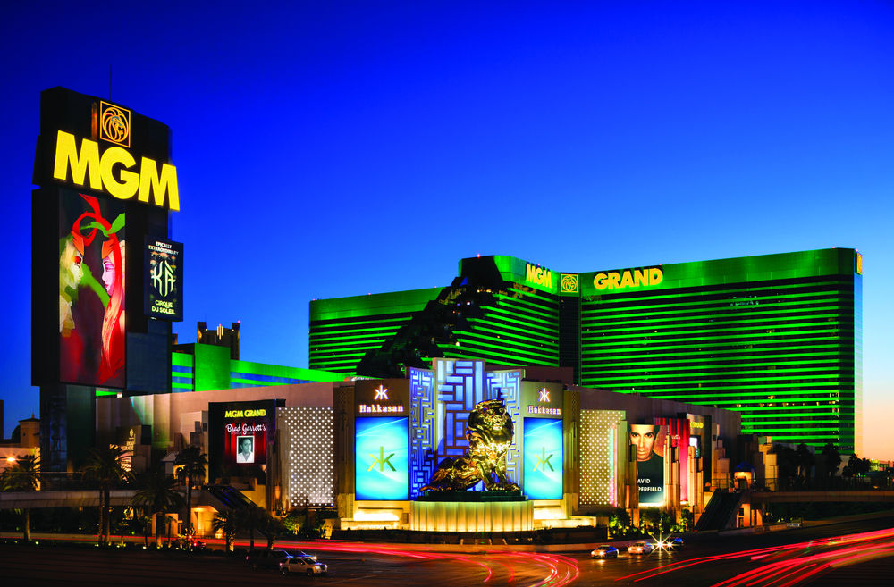 MGM GRAND RESORT & CASINO