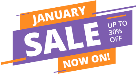 January Offer 30%