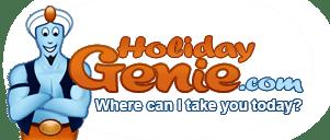 Holidaygenie Logo
